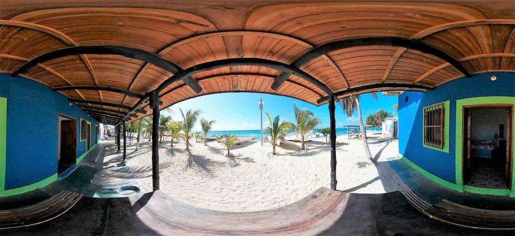 Vista-Playa.Posada-Dona-Carmen