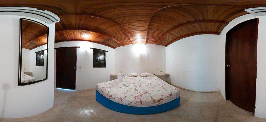 Habitacion.Posada-Dona-Carmen-Los-Roques