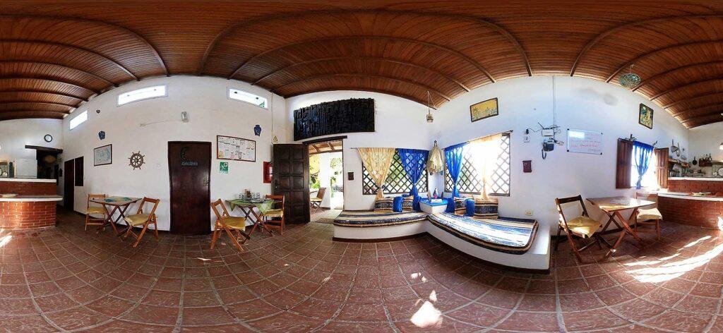 Sala Posada Cayo Luna en Los Roques